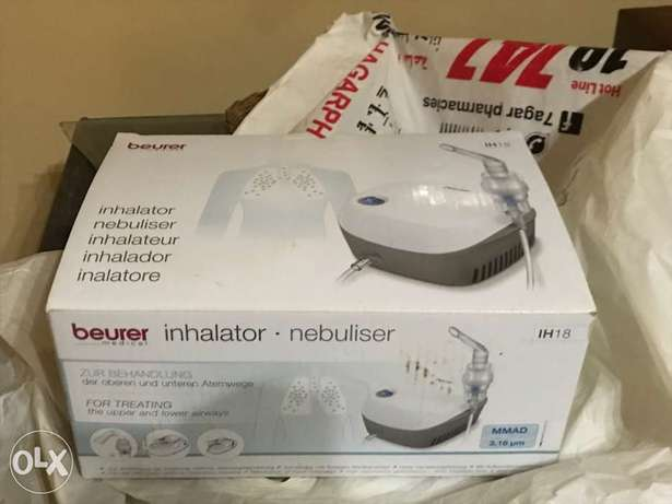 beurer medical inhaler