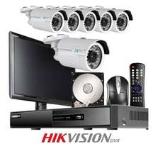 surveillance cctv offer (8channel full package)