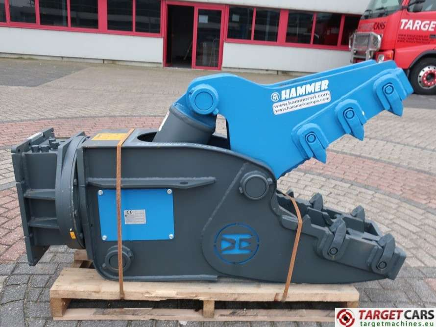 Hammer RH12 Hydr.Rotation Pulverizer Crusher Shear 9~15T