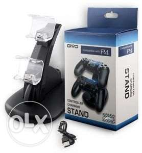 (1$=1500) Charger Station for Sony PlayStation 4