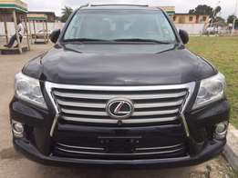 Super Clean Lexus Lx570 '013