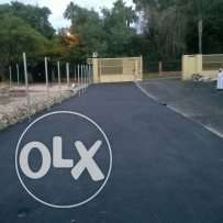 Re-surfacing of your company