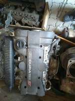 Ford sti engine