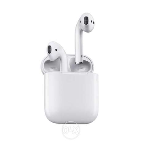 Air Pod Earphones With Charging Box