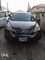 Registered few months used 2010 Honda CRV