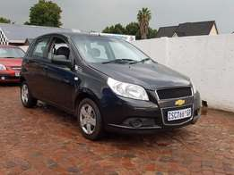 2009 chevrolet Aveo 1.6L with only 108000 kms