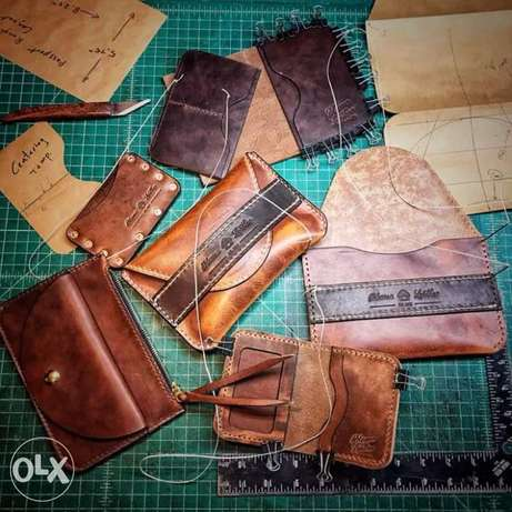 Leather phone and tablet wallets Karen - image 2