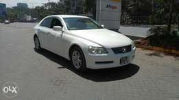 Toyota Mark x Kbw ,White, 2006 for sale