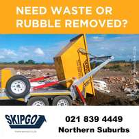 Skips for hire in Parden Island at Skipgo