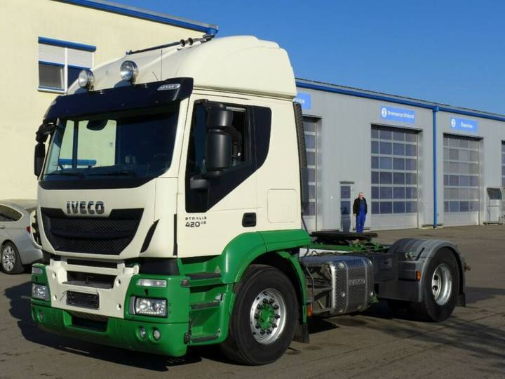 Iveco Stralis 420*Euro 6*Retarder*Kompressor*TÜV*480* - 2014