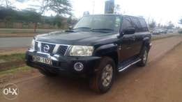 Serious deal Nissan patrol buy and drive