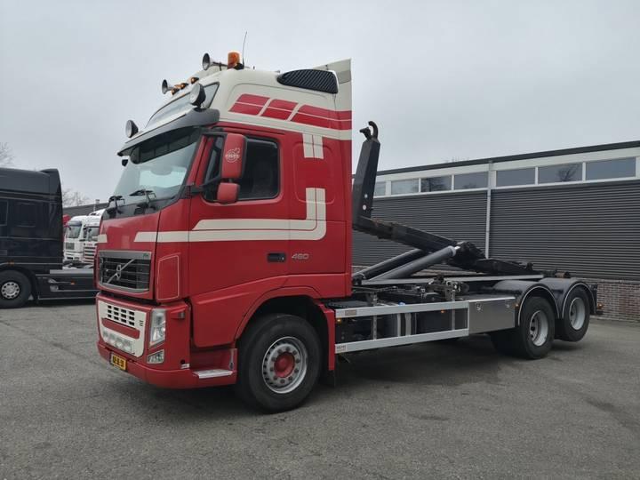 Volvo FH 460 6x2 Globetrotter XL euro5 - Full Steel - Manual - ... - 2011