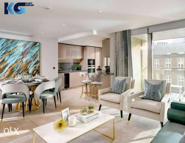 Apartments for sale in London zone 1 with terrace and pool بلاد أخرى -  1