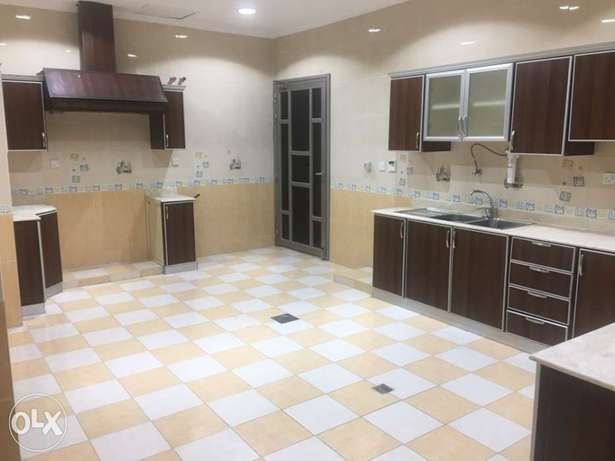 villa graund floor for rent mangaf block -4