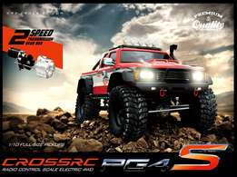 Cross RC - 1/10 Scale 4x4 Off Road Truck - RC Model - PG4S