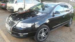 Volkswagen Passat Variant 2.0L FSI, Leather seats, Fully loaded