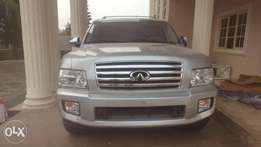 Infinit QX56 registered