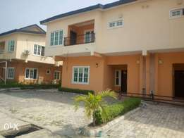 Newly built 4bedroom house at Lekki gardens phase 3 Lagos Business Sch