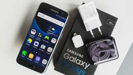 Samsung Galaxy S7 Edge 64GB -4GB RAM -12MP 35000/=Kshs Quick Sale