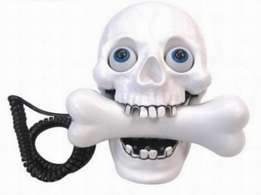 Craftwork skull Telephone