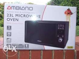 Ambiano 23liters Microwave Oven