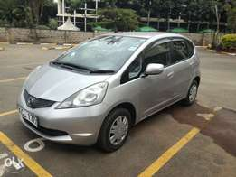 Honda fit year 2010