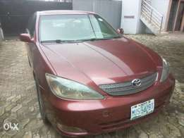 Clean Toyota Camry 2004 at a give away price