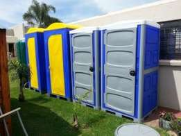 Portable public toilets with wash hand and without wash hand basins