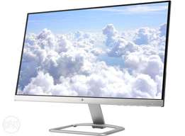 "HP 27es - 27"" LCD IPS FULL HD Monitor - Black and Silver"