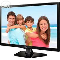 LG 24 inch led TV Original From my shop in CBD With 2 years warranty