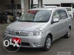 Toyota raum 2010 model fully loaded, finance terms accepted