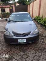 Neatly used 2005 Toyota Camry