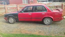 E30 for sale or swop