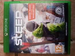 Steep and xbox one Remote