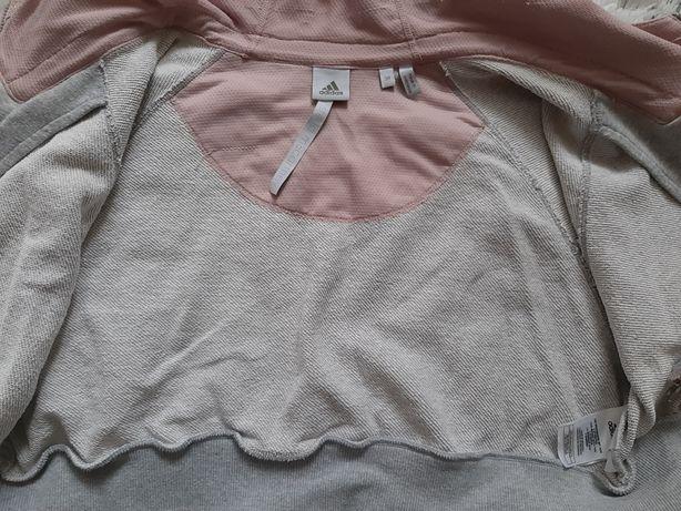 Stella McCartney Adidas rozmiar 34 Kurtka Logo krótka