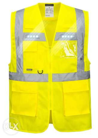 Orion LED Executive Safety Vest