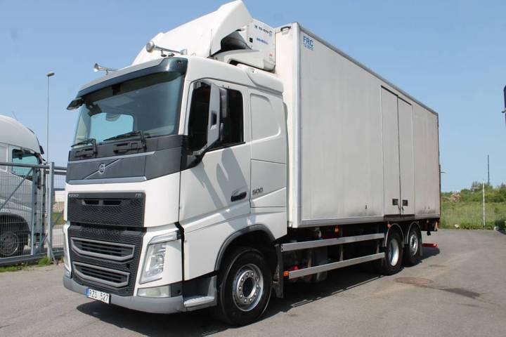 Volvo Fh 500 6*2 - 2014