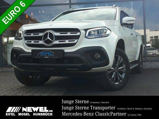 Mercedes-Benz X 250 d 4M *AHK*NAVI*360KAMERA*LED*DAB*TEMPOMAT* - 2018