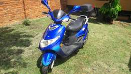 Suzuki 125 AN, Excellent Condition