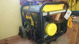 Standby power generator Lease services