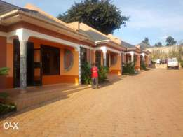 Executive two bedroom house is available for rent in kyaliwajala