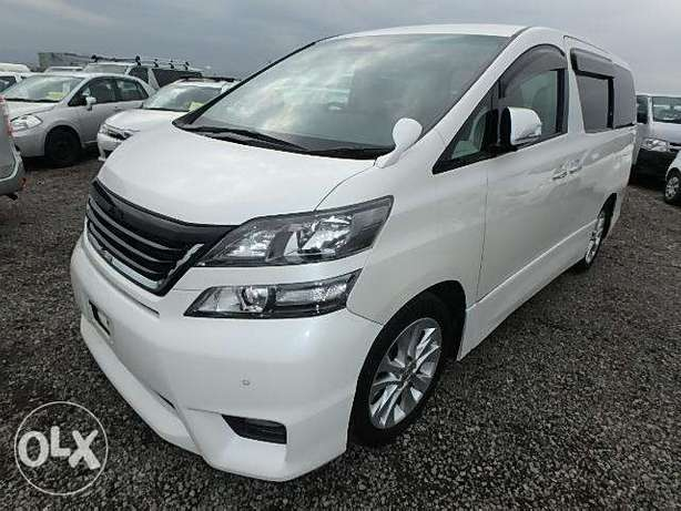 Toyota Vellfire Year 2010 Automatic 2WD 7 Seater KCP Ksh 2.39M Nairobi West - image 2