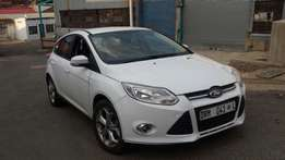 2015 ford focus 1.6 cash only