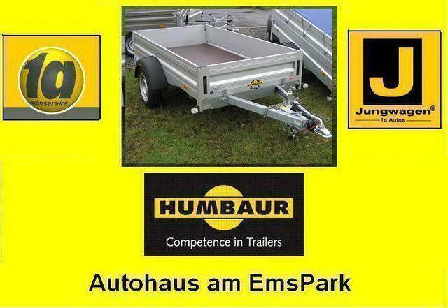 Humbaur HA 132513 neues Modell