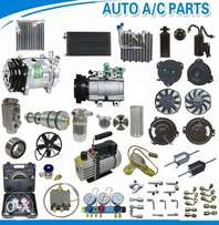 Cars electric & A /C parts & solution