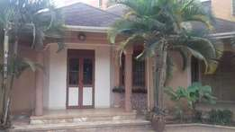 Four bedrooms house for rent in Bukoto