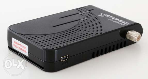 HD receiver WiFi and USB