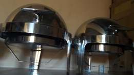 warmers stainless steel