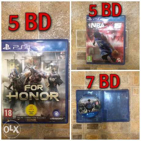 ps4: For honor, Watchdogs 2 and NBA 2k15