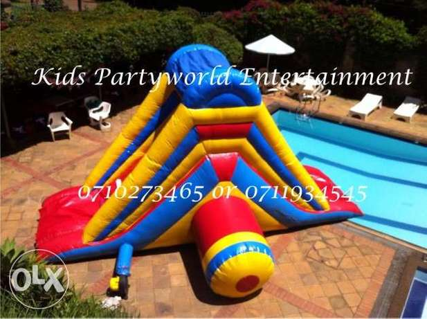 Bouncing castle,bouncy castles,trampolines,jumping trampoline for hire Westlands - image 3